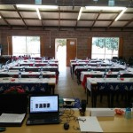 Meeting the Olympafrica Volunteers