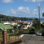 First week in St. Vincent and the Grenadines