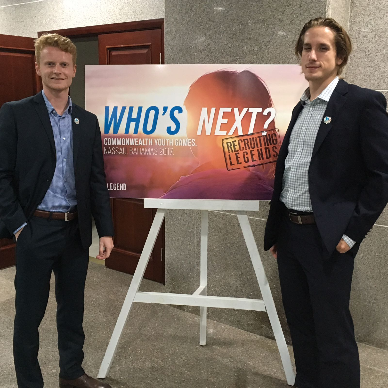 canadian ambassadors who s next the main marketing campaign focused around who will be the next